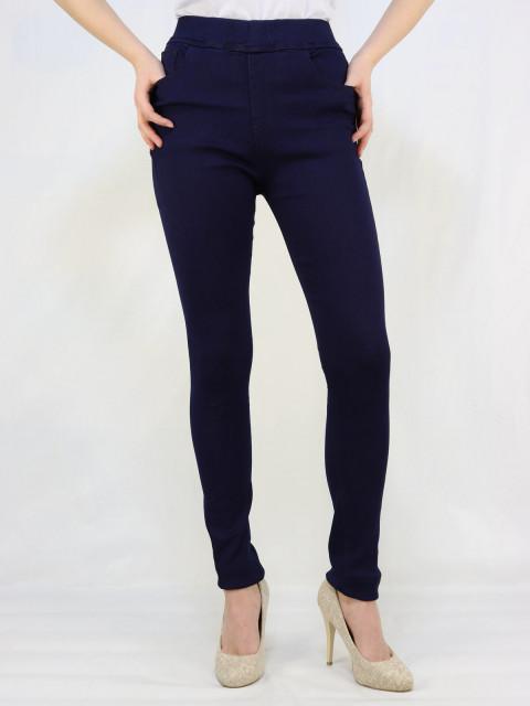 Джинсы женские K.Y Jeans 1112 на резинке АКЦИЯ! Последний размер!