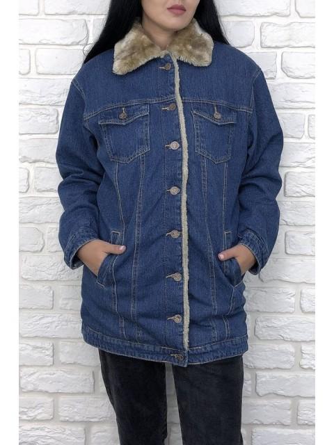 Куртка женская RAW DINM 1171 утепленная (АКЦИЯ)