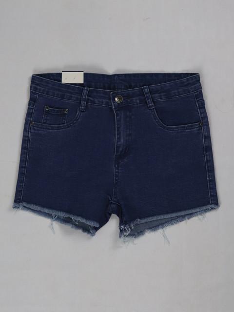 Шорты женские джинсовые 1256 (АКЦИЯ!)