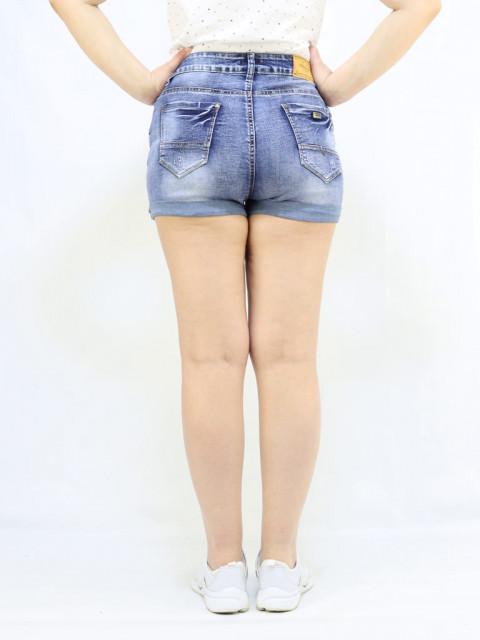 Шорты женские джинсовые BLACK COCO