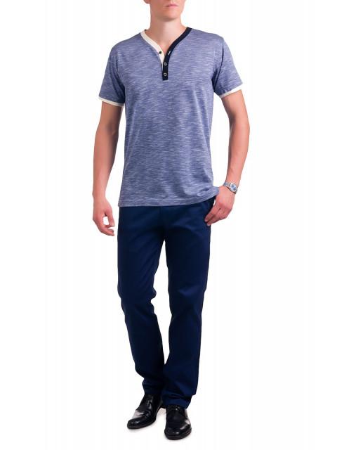 Трикотажная мужская футболка 1596