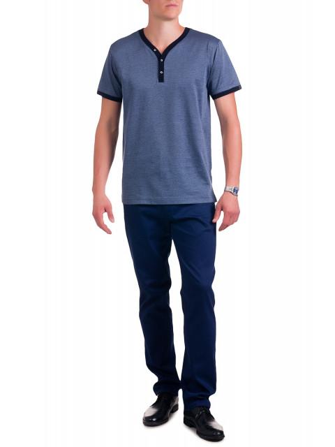 Трикотажная мужская футболка 1598