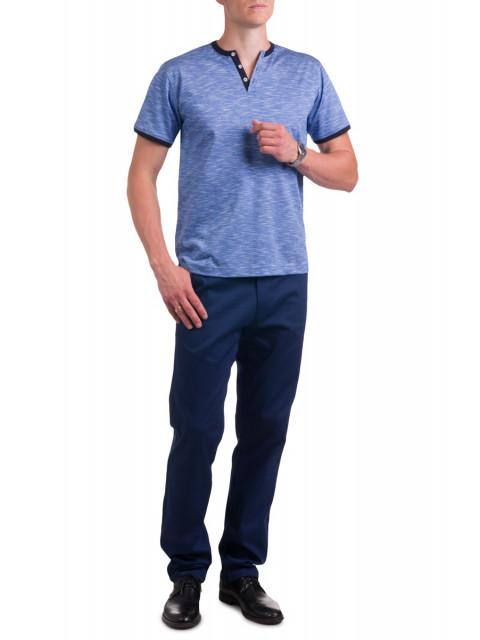 Трикотажная мужская футболка 1600