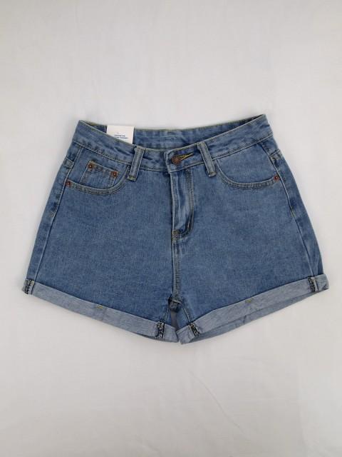 Шорты женские джинсовые 916